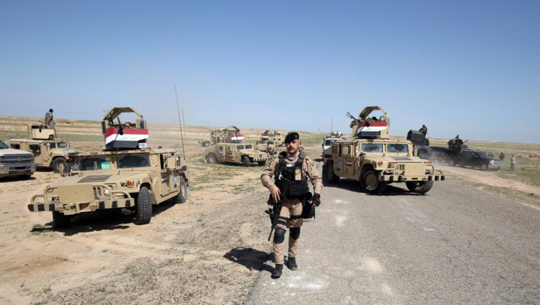 Irak: capture d'un expert en armes chimiques du groupe Etat islamique