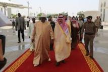"""Arabie Saoudite: Le président Macky Sall a assisté à la clôture des manoeuvres militaires """"Tonnerre du Nord"""""""
