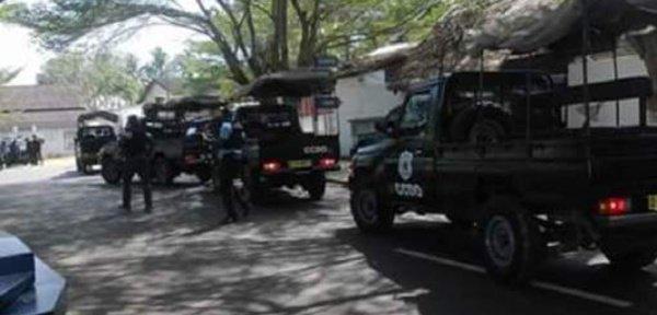 Urgent-Côte d'Ivoire fusillade dans un hôtel d'une station balnéaire