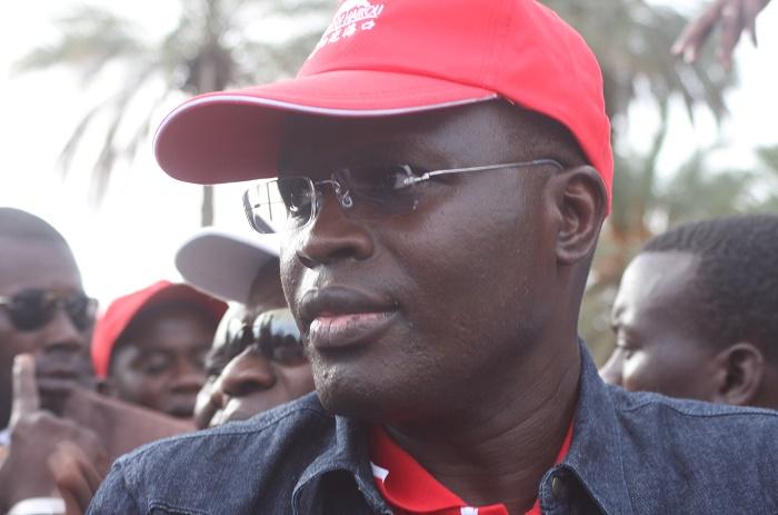 Referendum : Khalifa Sall convaincu de la victoire du Non à Dakar.