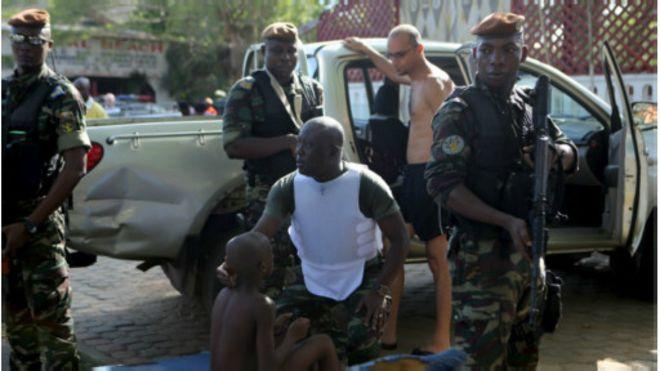 Deuil national en Côte d'Ivoire