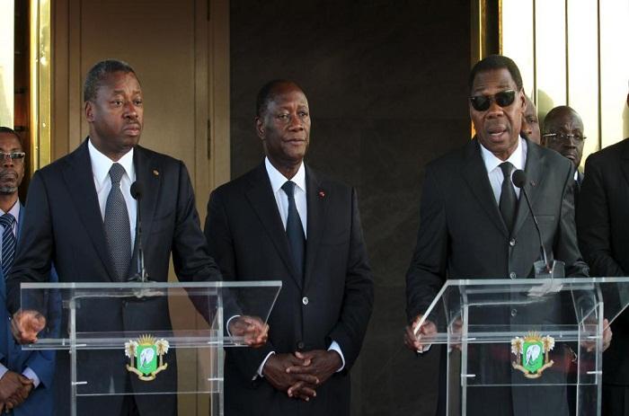 Attentat de Grand-Bassam: des chefs d'Etat africains au chevet des Ivoiriens