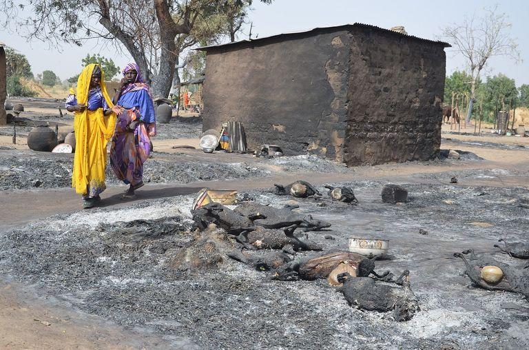 Un attentat-suicide fait 22 morts dans une mosquée au Nigeria