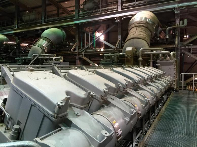 Tobène – Thiès: une nouvelle centrale électrique délivre 15% de la consommation du pays