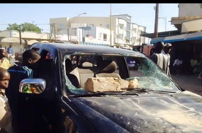 Scène de western à Touba : Des coups de feu éclatent dans ville sainte.