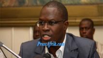 «Nous en sommes à un mandat avec les Dakarois», Khalifa Sall