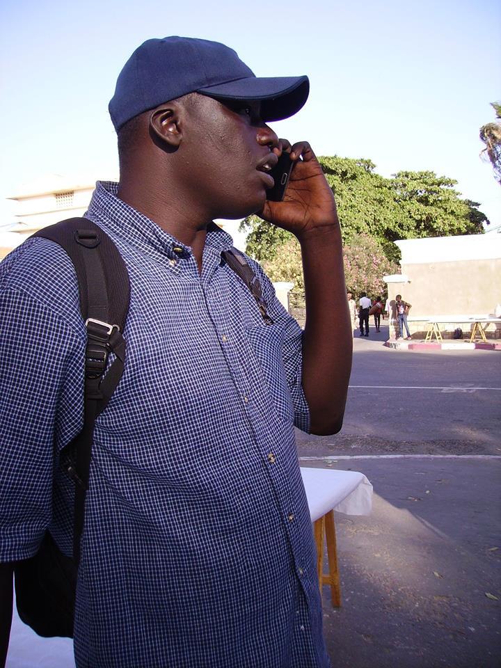 Menace du DG de l'ONAS contre Cheikh Saadbou Sèye de Ndarinfo: la presse en ligne s'indigne et dénonce