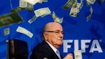 FIFA: le salaire de Sepp Blatter en 2015 dévoilé