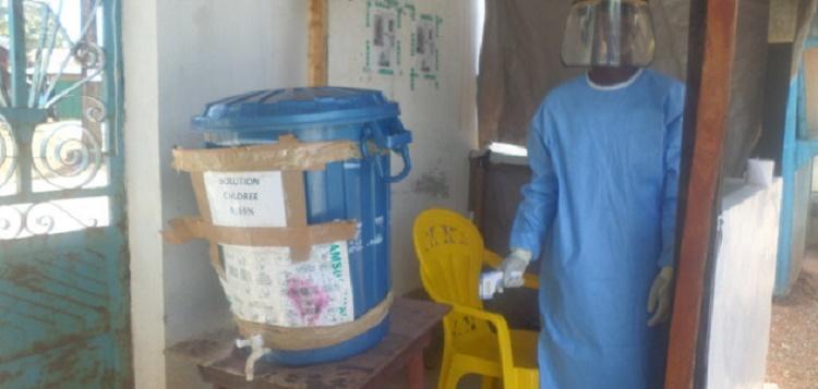Réapparition d'Ebola en Guinée: Le message de la coordination nationale de riposte