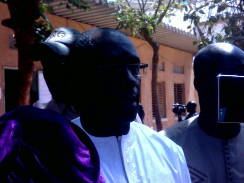 """Référendum - Yoff: Abdoulaye Diouf Sarr parle de """"grande victoire de la démocratie"""""""