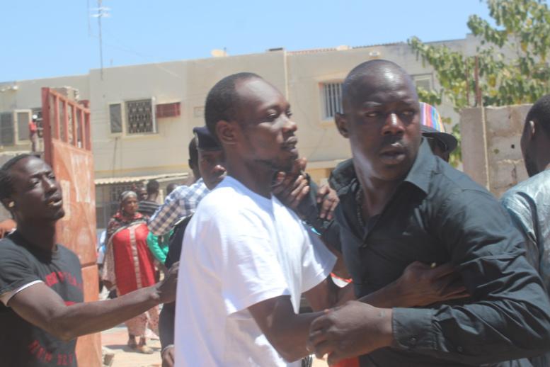 Référendum - Echauffourées à la Médina : Partisans du maire Bamba Fall et du ministre Seydou Gueye s'affrontent à Gilbraltar