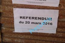 Référendum - Thiès (Centre Ali BA): Thierno Alassane Sall remporte son bureau de vote