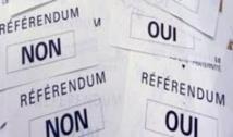 Direct Résultats Référendum: Ecole Biscuiterie balance