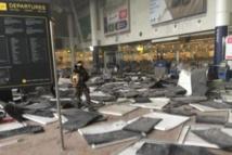 Double explosion à Zaventem : il s'agit d'un attentat-suicide