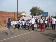 Marche à Kolda: Dianté et ses camardes relaxés après leur arrestation