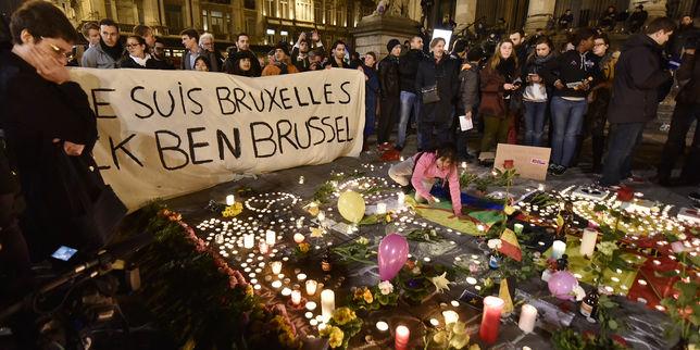 Au moins 31 morts à Bruxelles, un suspect activement recherché