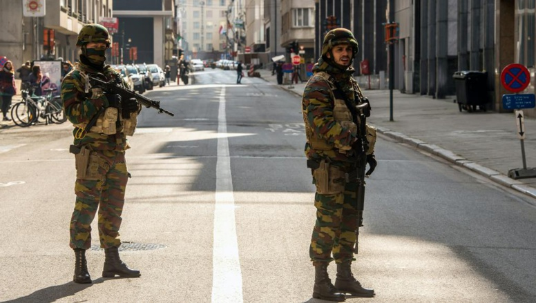 Attentats à Bruxelles: le réveil difficile de la Belgique