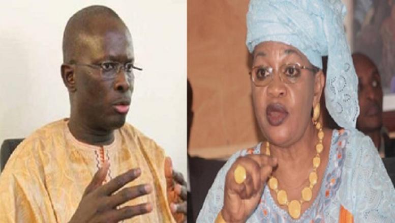 Assemblée nationale – Démission de Me Ousmane Ngom: Fada et Aïda Mbodj éjectent Aliou Sow