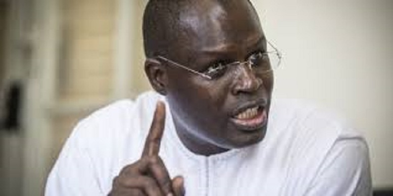 «J'ai beaucoup souffert qu'on ait pensé que j'étais derrière ce qui s'est passé au Bureau Politique», Khalifa Sall