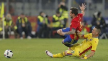 Amical : une Espagne inoffensive ne parvient pas à s'imposer en Roumanie !