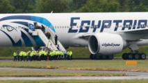 Un avion d'Egypt Air détourné