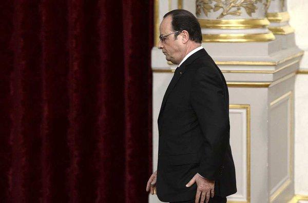 Déchéance: François Hollande renonce à la révision constitutionnelle