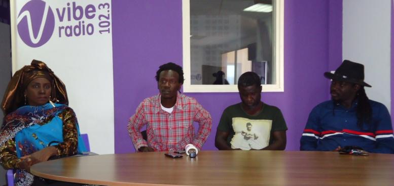 L'artiste Mamadou Traoré: « J'invite les jeunes à plus d'ouverture d'esprit, à ouvrir grand les yeux car il est temps »