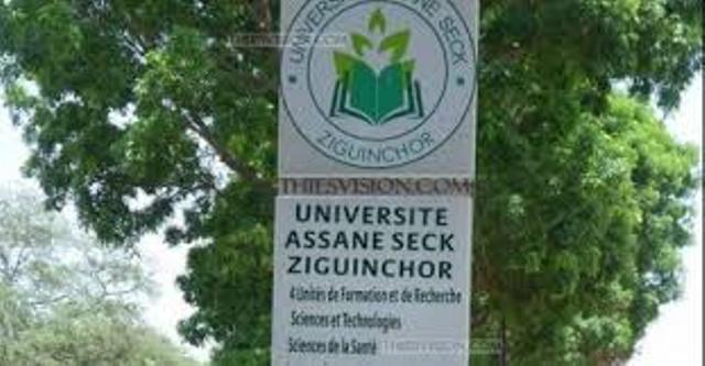 Université Assane Seck- : Les étudiants décrètent 48H de grève pour dénoncer un faible quota de bourses d'études