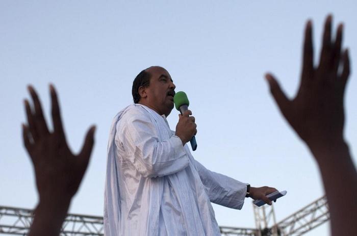 Mauritanie: la question d'un 3e mandat présidentiel plane sur le débat politique