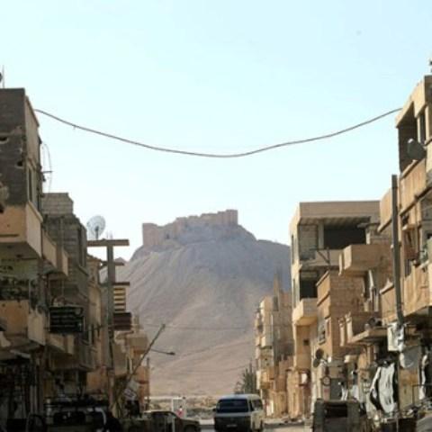 Syrie-un charnier de 42 personnes exécutées par l'Ei à Palmyre