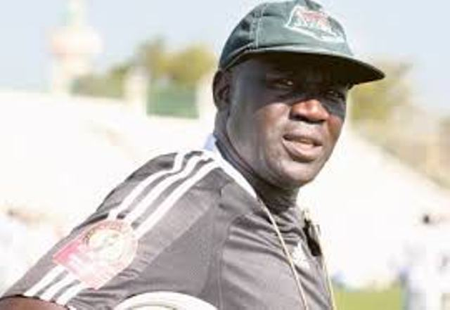 Football: Lamine Ndiaye limogé de son poste d'entraineur des Léopards de Dolisie