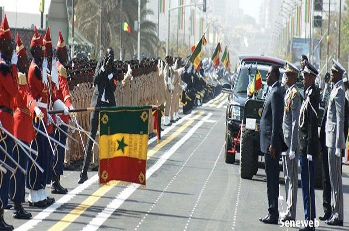 Fête de l'Indépendance : le Président vient d'arriver à la Place de la Nation