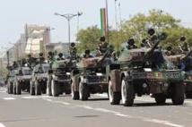 DIRECT Défilé 4 avril: l'Armée dévoile son nouvel arsenal