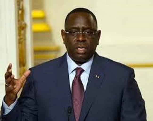 «Le combat pour la consolidation de notre indépendance se poursuit», Macky Sall