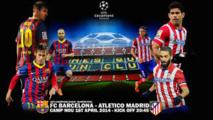 C1-Les compos probables de FC Barcelone - Atlético Madrid