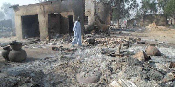 Nigeria : l'armée déjoue un attentat-suicide dans le Nord-Est