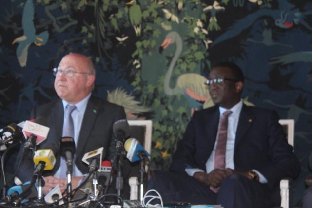 Les assurances de Amadou Bâ sur la monnaie: «Il n'y a aucune éventualité d'une dévaluation du Franc cfa»