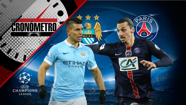DIRECT C1 1/4 retour: Manchester City - PSG, le match de vérité