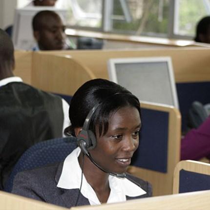 Etude: 77% des téléphonistes des centres d'appels souffrent de stress
