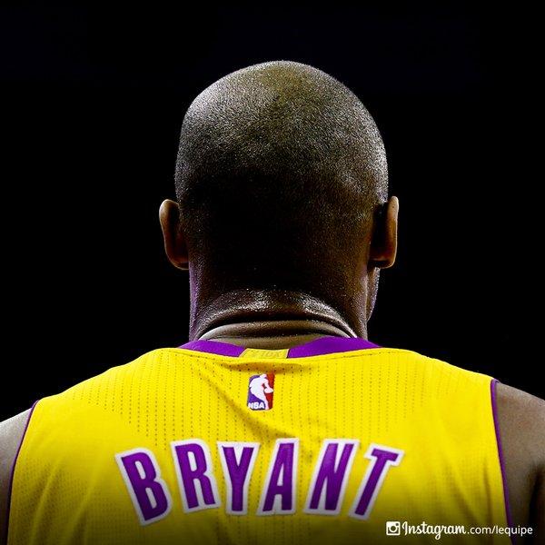 «Cher Kobe...» : notre lettre à Kobe Bryant