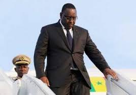 Le président Sall se rend à Istanbul ensuite à Brazzaville