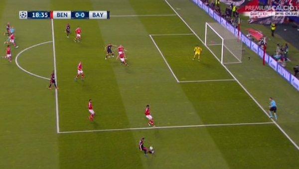 DIRECT C1: Benfica reçoit Bayern pour une place en 1/2