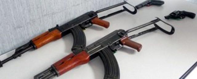 Dakka de Médina Gounass : un homme arrêté avec deux kalachnikovs et un pistolet
