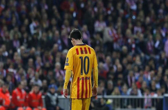 Barça : la terrible panne sèche de Lionel Messi
