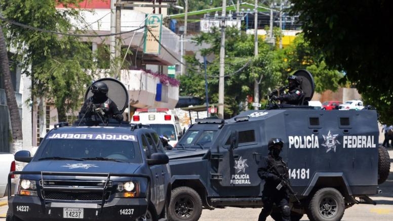 Disparition des 43 étudiants au Mexique: des policiers fédéraux impliqués