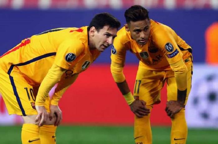 Barça, Bartomeu évoque l'avenir de Messi et de Neymar