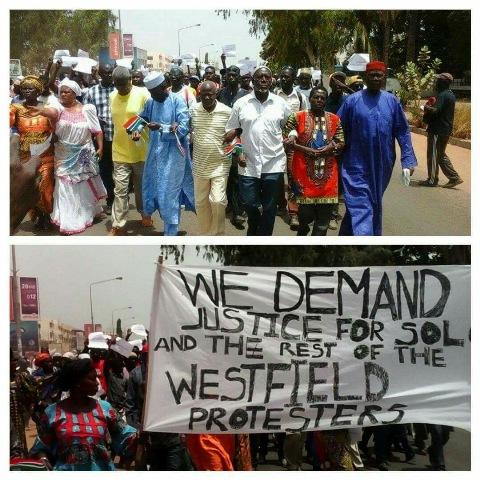 Gambie: Mort en détention de l'activiste politique de renom Solo Sandeng