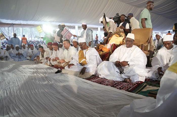 Lutte contre le terrorisme : Macky Sall appelle les chefs religieux à la rescousse.