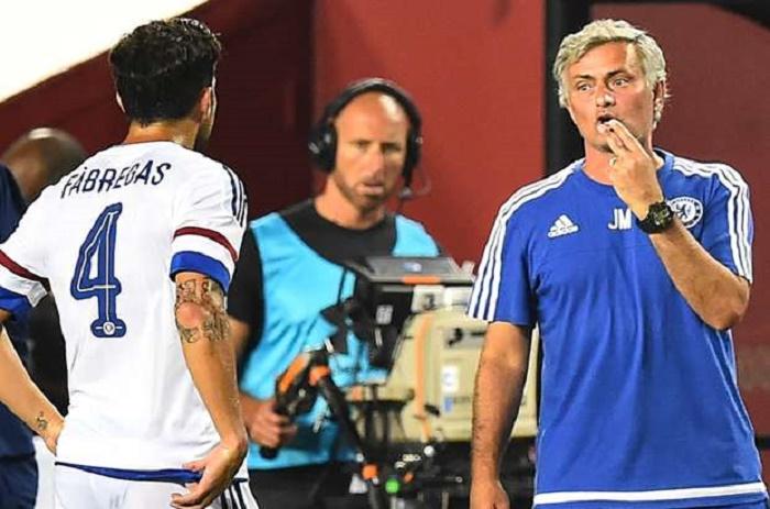 "Chelsea, Fabregas : ""On a laissé tomber Mourinho"""