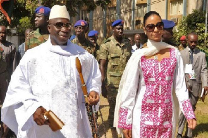 Panique à Banjul - Jammeh évacue sa femme au Maroc